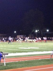 Mason vs. Lumen Christi Football