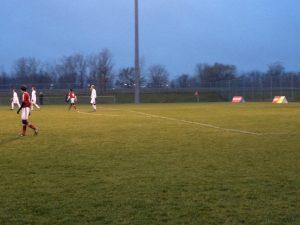 D3 Soccer Semifinals at Mason