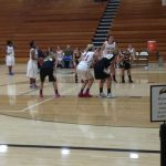 Girls' Basketball loses opener to Corunna