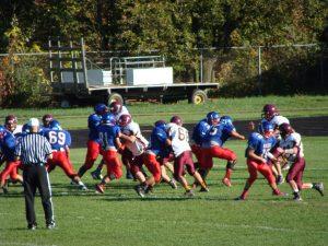 Freshmen Football vs. Western