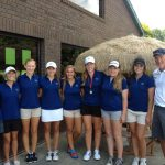 Girls' Golf takes 4th at Northwest Inv