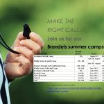 Brandeis Summer Sports Camps