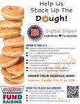 """BBABC Krispy Kreme """"Digital Dozen"""" Fundraiser"""