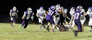 Varsity Football vs Adair County