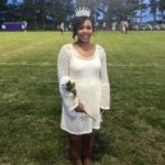 Madison Faulkner Crowned Football Homecoming Queen