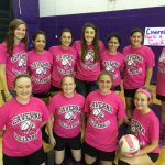 Caverna High School Girls Varsity Volleyball falls to Fort Knox High School 0-2