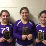 Lady Colonels Earn All-District Awards