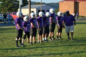 CMS Football-8th Grade Night