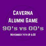 Caverna Basketball Alumni Game