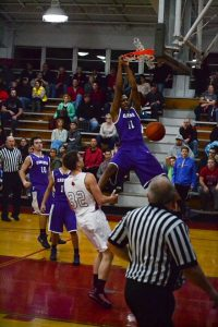 Caverna Boys Basketball at Taylor County