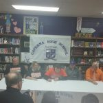 Jesse Johnson signs with Anderson University