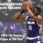 Mason Faulkner-5th Region Player of the Year