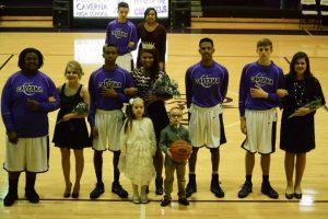 Caverna Basketball Homecoming 2016