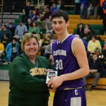 Travis Hensley named 18th District All-Season & Tournament