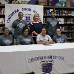 Faulkner signs with Campbellsville University