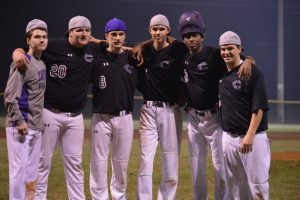 CHS Baseball Senior Night/ Alumni Game