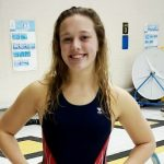 Roman Qualifies for Division 1 State Diving Meet