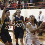 Varsity Girl's Basketball PHHS vs PHN