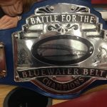 Wrestling Takes 3rd in Battle of the Belt