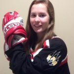 Michigan Metro Girls HS Hockey League Honors One Of Our Own!