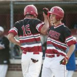 Big Reds Gave Their All In District Loss