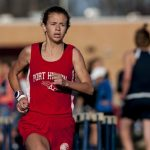 Bonner Earns Spot On All-Area Female Track and Field Team