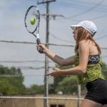 Gilbert Earns Spot On 2016 All-Blue Water Area Girls Tennis Team