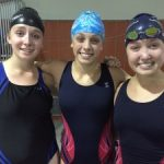 Swim Team Comes On Strong In First Meet!