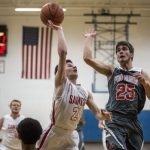 St. Clair Boys Hoops Overcome Big Reds