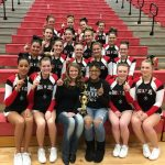 Varsity Comp Cheer Brings It Home – 1st Place!!!