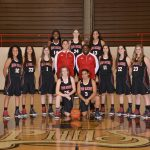 Girls Basketball Ends Their Season In District Game To Romeo