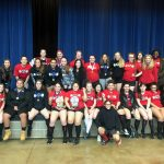 Girl's Varsity Powerlifting Places 1st At Cros-Lex Regional