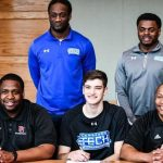 Balon Signs With Lawrence Tech