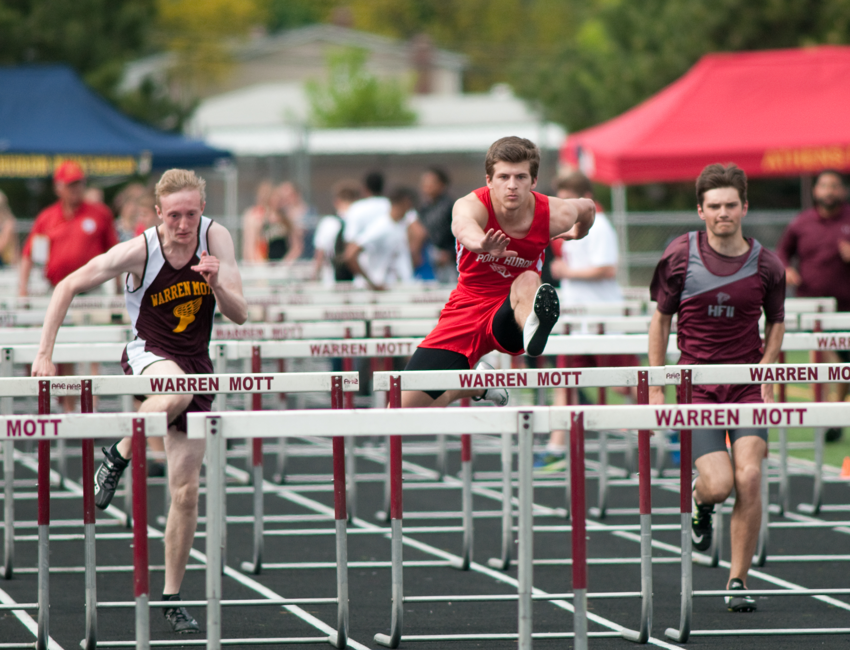 Bonner Jumps His Biggest Hurdle Yet – Headed To States!