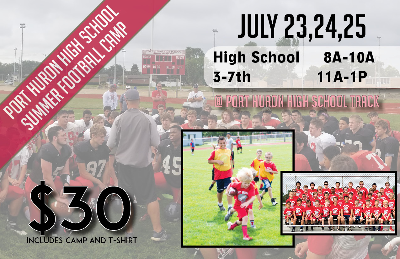PH Summer Football Camps