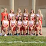 Girl's Cross Country Team Brings Home 1st Place At Memphis Invitational