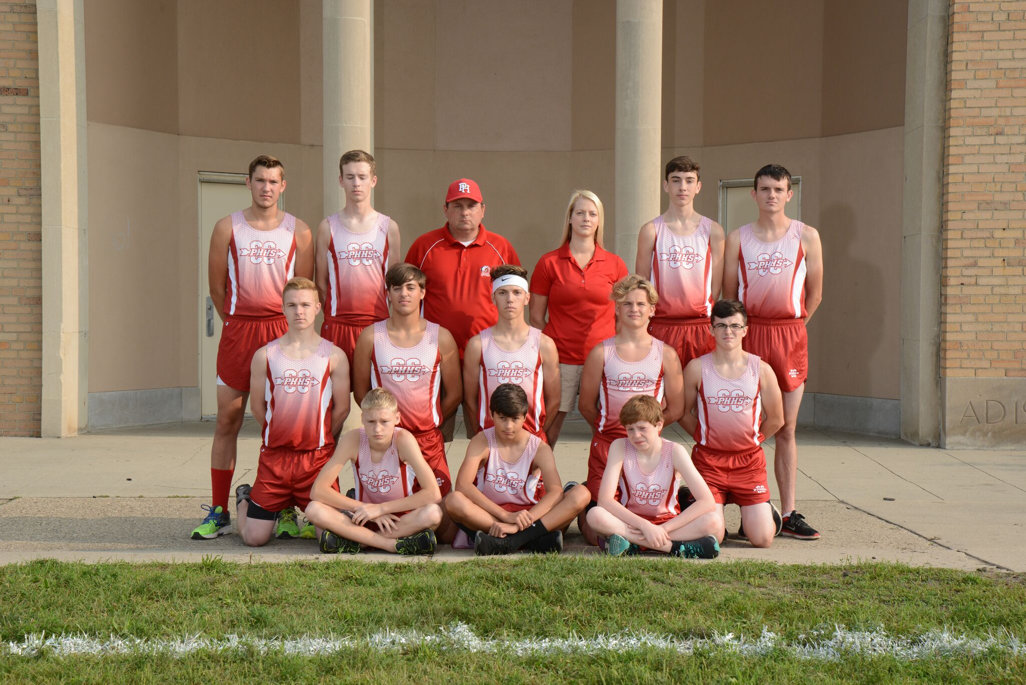 Boy's Cross Country Team Brings Home 1st Place at Memphis Invitational