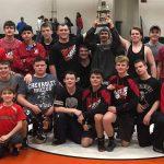 Varsity Wrestling – January 12, 2019