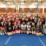 PH Competitive Cheer Place 2nd January 23rd MAC Meet