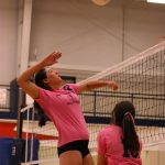 Powers Catholic High School Girls Junior Varsity Volleyball falls to Brandon High School 0-2