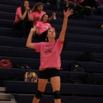 Powers Catholic High School Girls Junior Varsity Volleyball beat Carman-Ainsworth High School 3-0