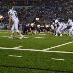 Powers Catholic High School Varsity Football beat Saginaw Heritage 47-0