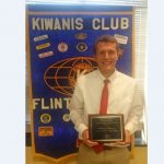 Congratulations Will Haran for being named the Scholar Athlete of the Month by the Flint Kiwanis Club!