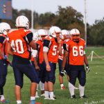 Powers Catholic High School Junior Varsity Football beat Northwestern H.S. 40-0