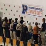 Girls Varsity Swim Team finishes 5th place at SVL League Meet!