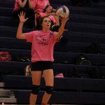 Powers Catholic High School Girls Junior Varsity Volleyball beat Lapeer Community Schools 2-1