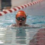 Powers Catholic High School Girls Varsity Swimming beat Brandon High School 102-74