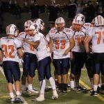Powers Catholic High School Varsity Football beat Richmond High School 28-7