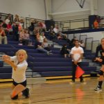 Powers Catholic High School Girls Varsity Volleyball falls to Mt. Pleasant 2-3