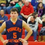 Powers Catholic High School Boys Varsity Basketball beat Lumen Christi High School 55-51
